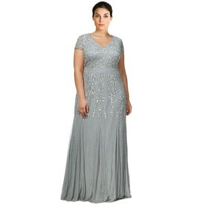 Women Adrianna Papell Plus Size Dresses on Poshmark